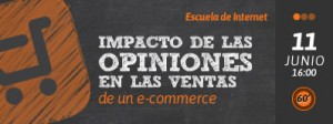 Impacto de las opiniones en el ecommerce