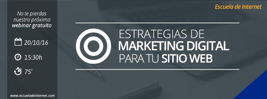 Estrategias de Marketing Digital para tu sitio web