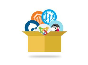 Softaculous te permite crear múltiples webs