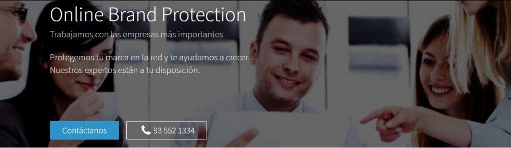 Departamento de Protección de Marca Online de Nominalia