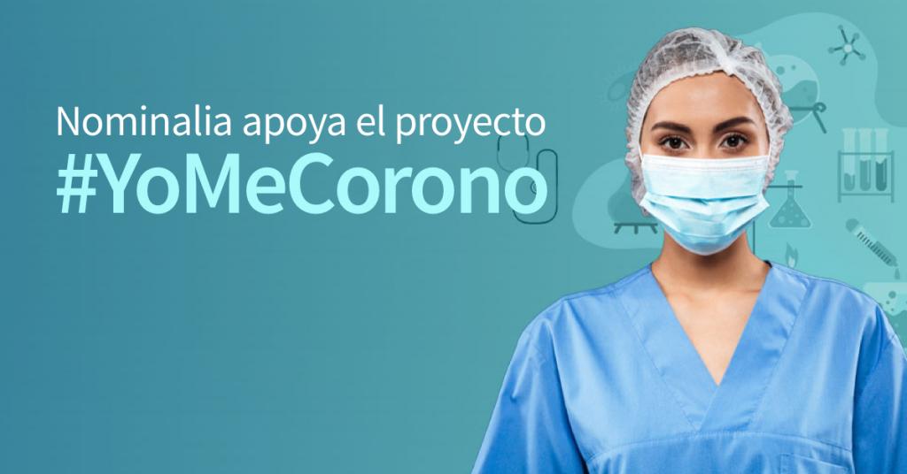 Nominalia contra el Coronavirus: campaña de donación de fondos