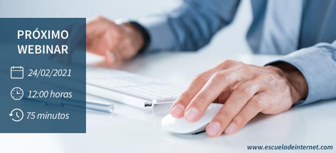 Webinar de Nominalia sobre protecciçon de datos